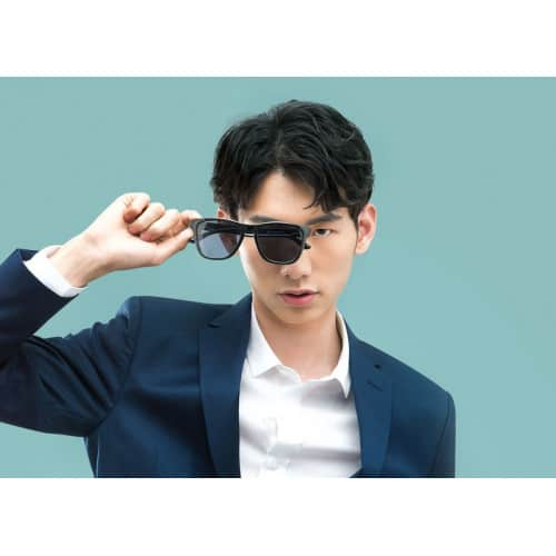 Polarizirane sunčane naočale Xiaomi Mi Explorer Crne