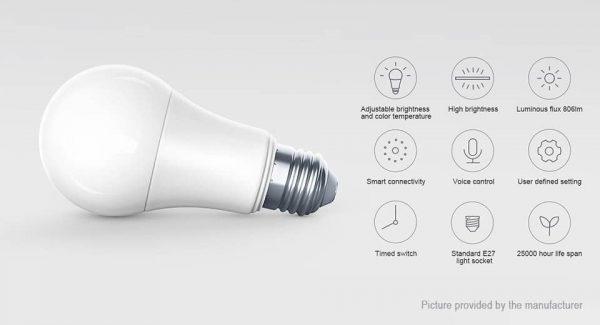 Pametna LED žarulja Xiaomi Mi Smart LED Bulb (White)
