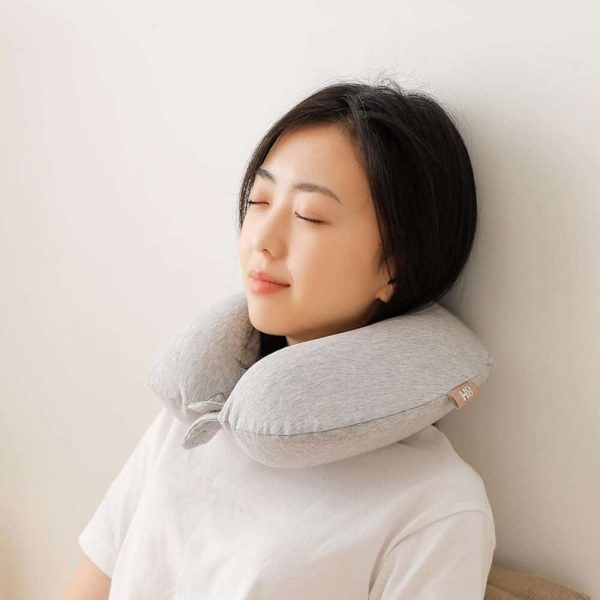 Jastuk Xiaomi 8H Travel U-Shaped Pillow (Cream)