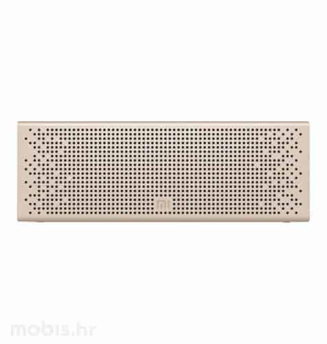 Prijenosni zvučnik Xiaomi Mi Bluetooth Speaker (Gold)
