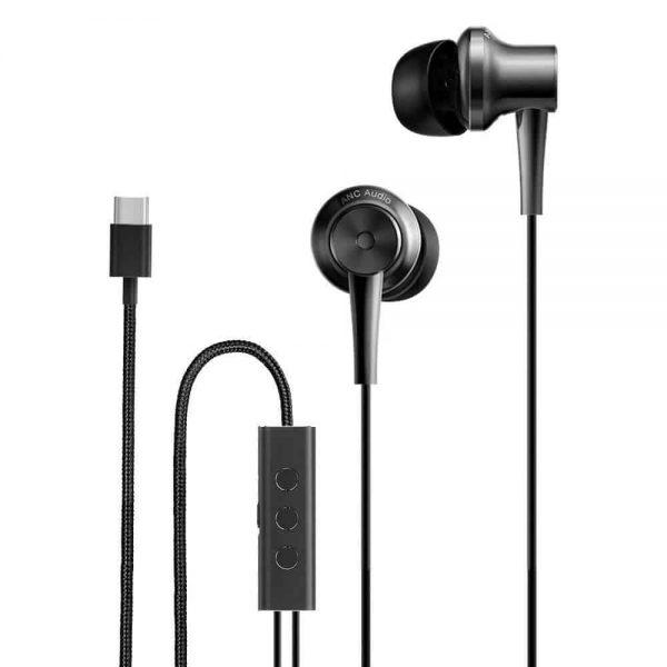 Slušalice Xiaomi Mi Noise Cancelling Earphones Type-C (Black )