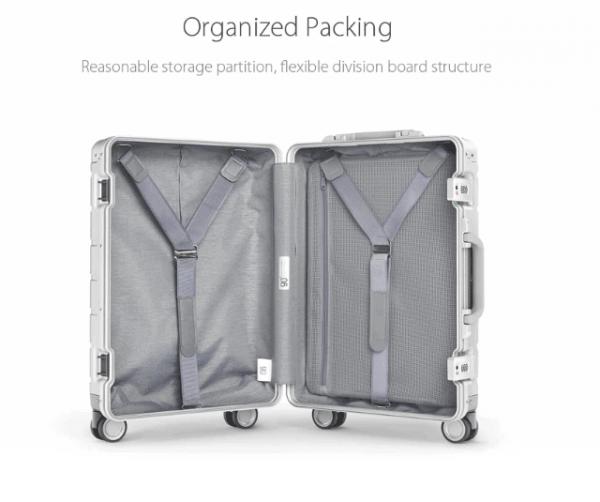 "Kofer Xiaomi Mi Metal Carry-on Luggage 20"""