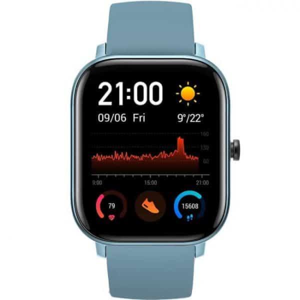Pametni sat Xiaomi Amazfit GTS - Steel Blue