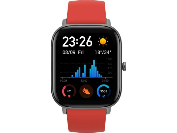 Pametni sat Xiaomi Amazfit GTS - Vermillion Orange