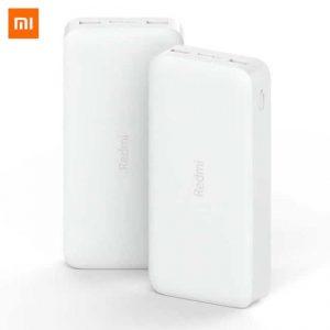 Prijenosna baterija Xiaomi 20000mAh RedMi 18W Fast Charge Power Bank (White)