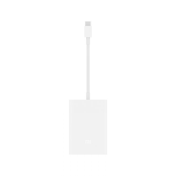 Adapter Xiaomi Mi USB-C to VGA and Gigabit Ethernet Multi-Adapter