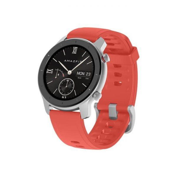 Pametni sat Xiaomi Amazfit GTR 42 mm - Coral Red