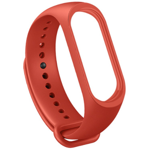 Zamjenska narukvica za Xiaomi Mi Smart Band 3/4 Strap (Orange)