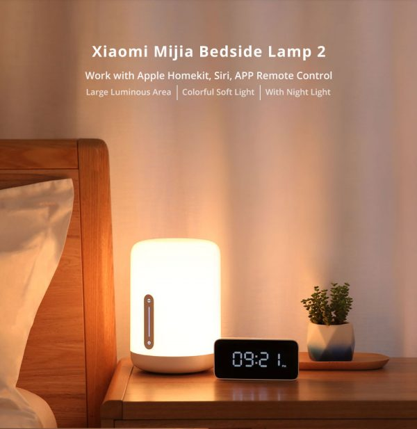 Pametna LED svjetiljka Xiaomi Mi Bedside Lamp 2