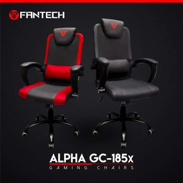 STOLAC GAMING FANTECH ALPHA GC-185X CRNI