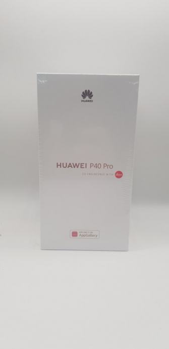 huawei p40 pro novo