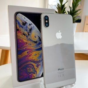PRT iphonexsmax silver 64gb